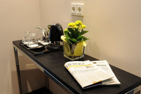 Lindner Congress Hotel Dusseldorf - фото 16