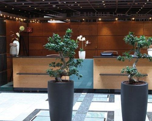 Lindner Congress Hotel Dusseldorf - фото 18