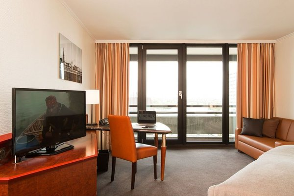 Lindner Congress Hotel Dusseldorf - фото 5