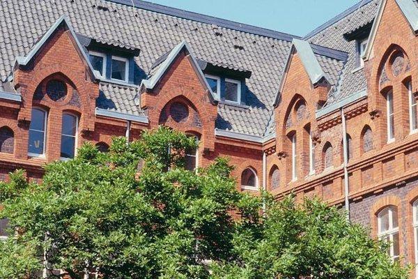 Hotel MutterHaus Dusseldorf - фото 22