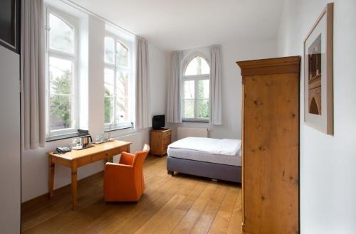 Hotel MutterHaus Dusseldorf - фото 5