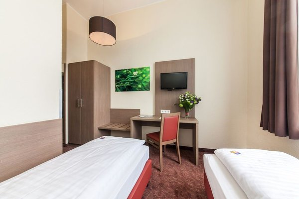 Novum Hotel Maxim Dusseldorf City - фото 50