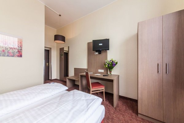 Novum Hotel Maxim Dusseldorf City - фото 1