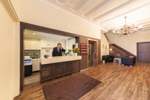 Novum Hotel Maxim Dusseldorf City - фото 14