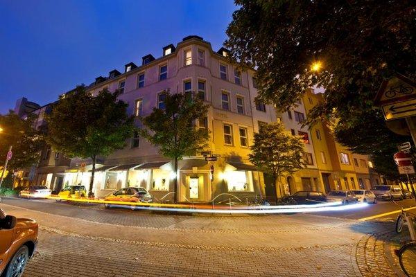 Novum Hotel Maxim Dusseldorf City - фото 21