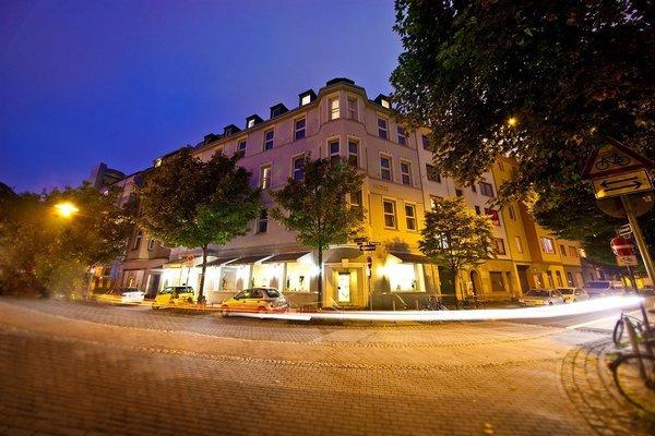 Novum Hotel Maxim Dusseldorf City - фото 22