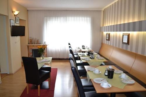 Hotel Minerva Garni - фото 19