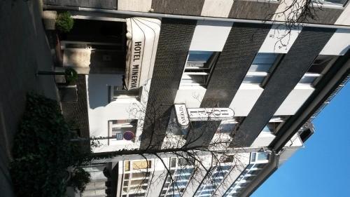 Hotel Minerva Garni - фото 23