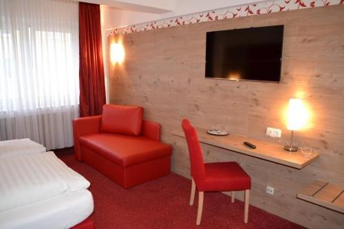 Hotel Minerva Garni - фото 8