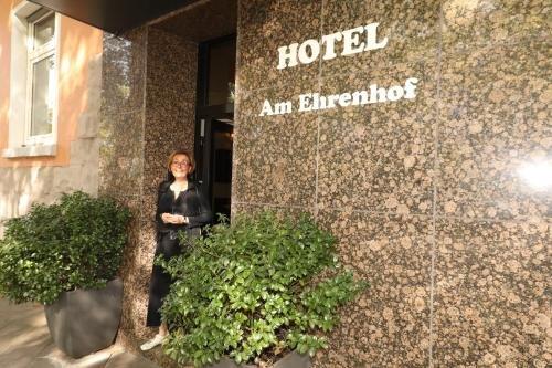 Hotel Am Ehrenhof - фото 21