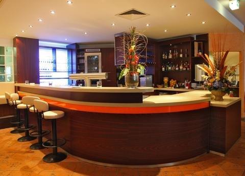 Hotel Rheinterrasse Benrath - фото 14