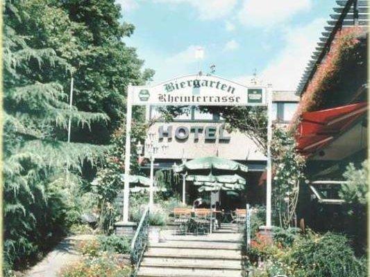 Hotel Rheinterrasse Benrath - фото 19