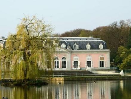Hotel Rheinterrasse Benrath - фото 20
