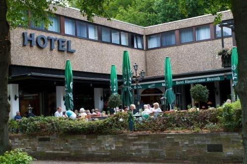 Hotel Rheinterrasse Benrath - фото 23