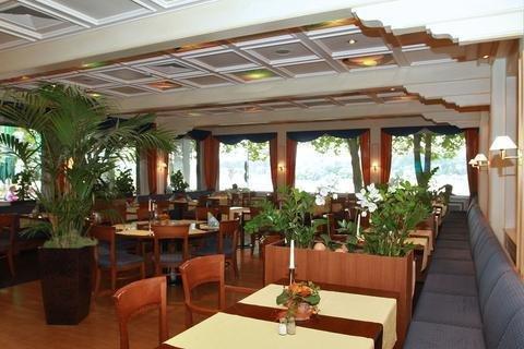 Hotel Rheinterrasse Benrath - фото 5