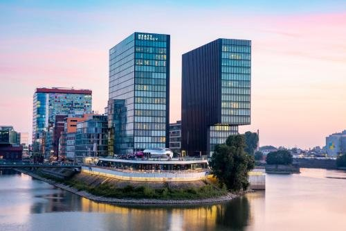 Hyatt Regency Dusseldorf - фото 22