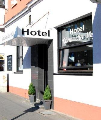 Hotel Rheinischer Hof - фото 18