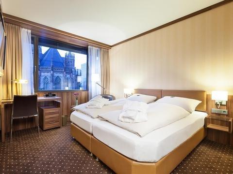 Derag Livinghotel Dusseldorf - фото 24