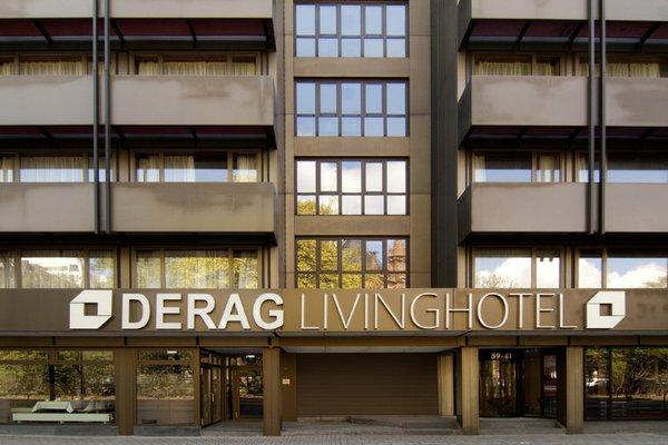 Derag Livinghotel Dusseldorf - фото 23