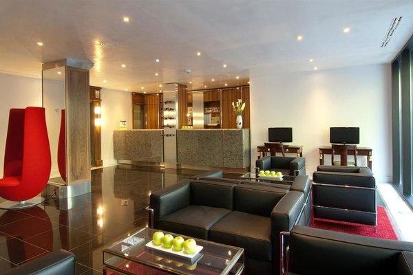 Derag Livinghotel Dusseldorf - фото 8