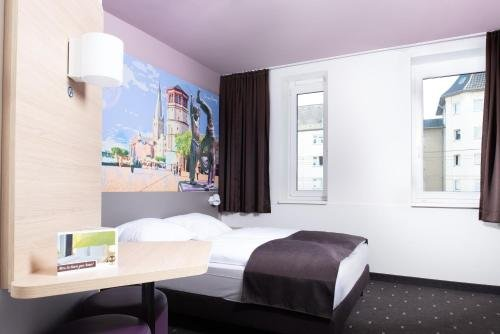 B&B Hotel Dusseldorf - Hbf - фото 2