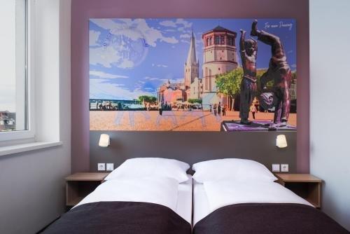 B&B Hotel Dusseldorf - Hbf - фото 3
