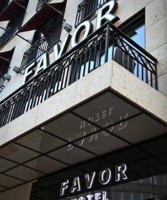 Hotel Favor - фото 23