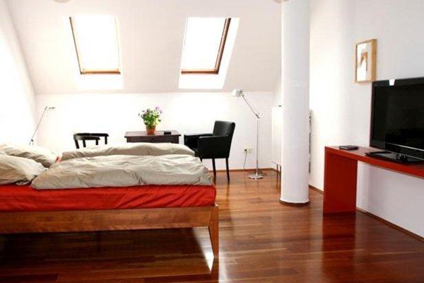 Apartment Medienhafen - фото 1