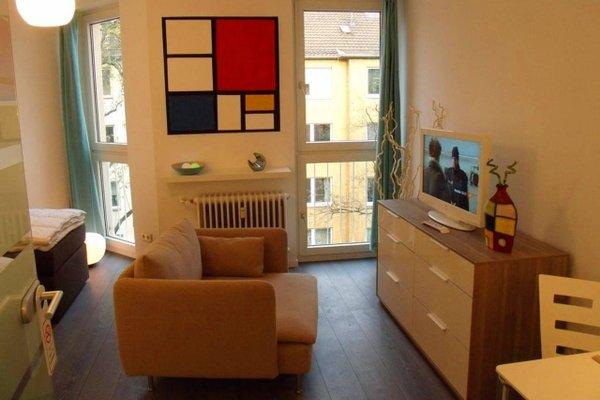 Business meets Dusseldorf Apartments - фото 3