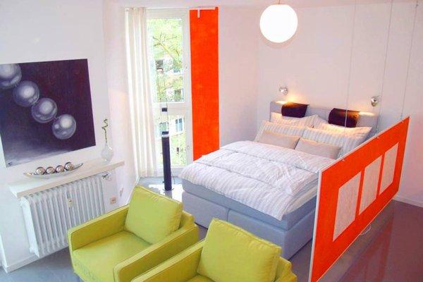 Business meets Dusseldorf Apartments - фото 8
