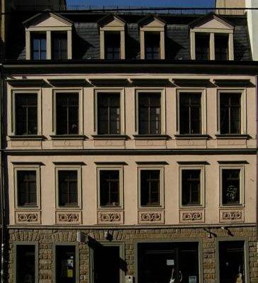 City-Ferienwohnungen-Dresden - фото 22