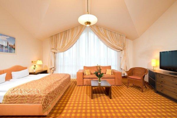 Gold Inn Hotel Prinz Eugen - фото 0