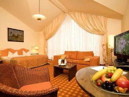 Gold Inn Hotel Prinz Eugen - фото 3