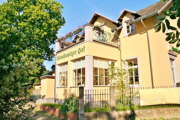 Hotel Alttolkewitzer Hof - фото 23