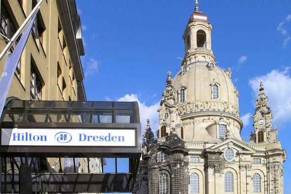 Hilton Dresden - фото 1