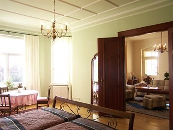 Hotel-Appartement-Villa Ulenburg - фото 1