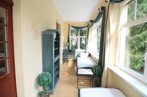 Hotel-Appartement-Villa Ulenburg - фото 17