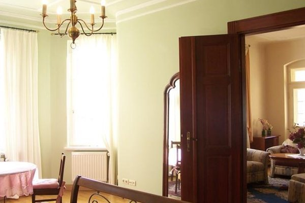 Hotel-Appartement-Villa Ulenburg - фото 18