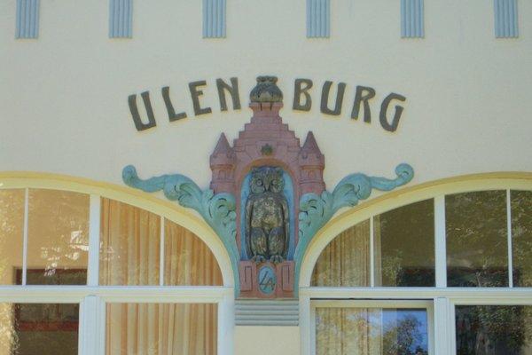Hotel-Appartement-Villa Ulenburg - фото 19