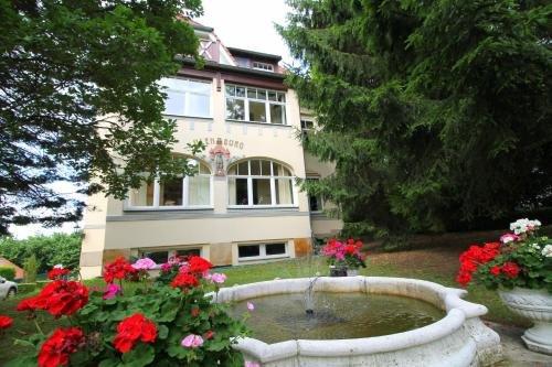 Hotel-Appartement-Villa Ulenburg - фото 21