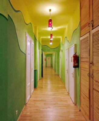 Hostel Mondpalast - фото 17