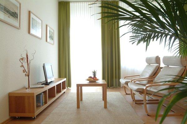 Aparthotel am Zwinger - фото 6