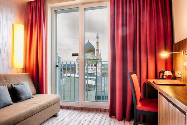 Leonardo Hotel Dresden Altstadt - фото 1