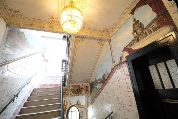 Hotel Zu den Linden - фото 20