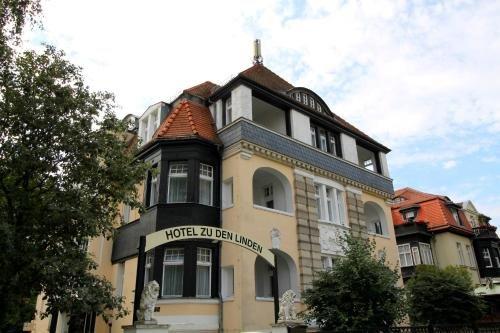 Hotel Zu den Linden - фото 22