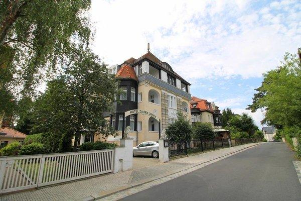 Hotel Zu den Linden - фото 23