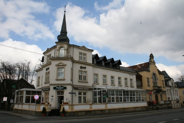 Hotel - Restaurant Kurhaus Klotzsche - фото 6