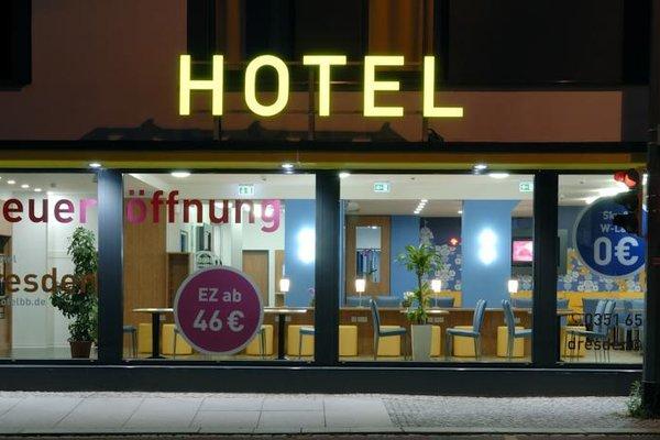 B&B Hotel Dresden - фото 17