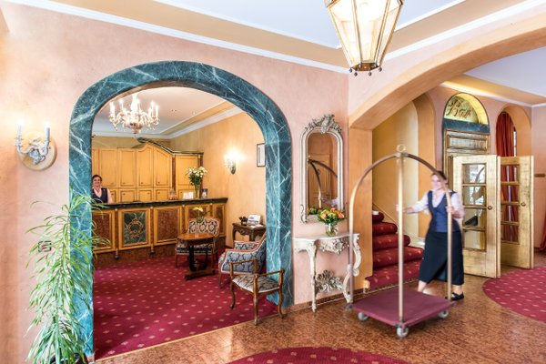 Romantik Hotel Bulow Residenz - фото 15
