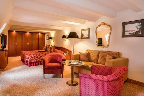 Romantik Hotel Bulow Residenz - фото 5